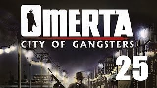 Omerta: City of Gangsters #25 - Значит, война!