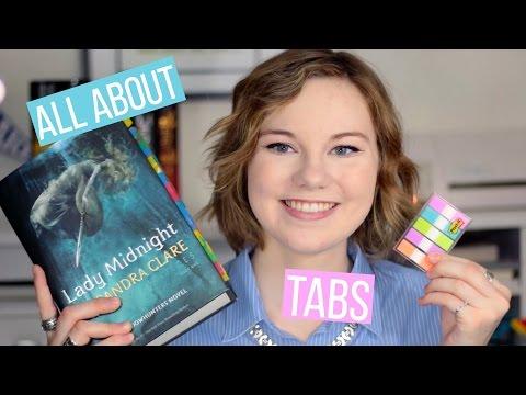 HOW I TAB MY BOOKS