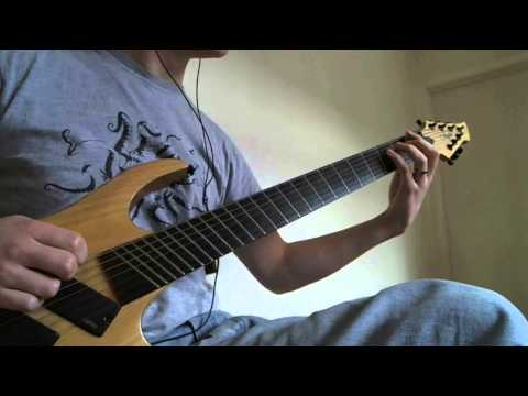 Meshuggah - Entrapment (Dat Riff, HD)