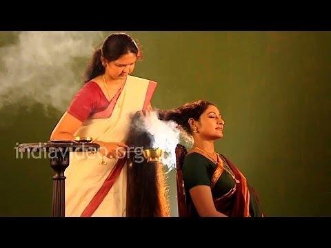 Beauty Tips For Hair Care Fragrance To Hair Ayurvedic Methods For Hair Care Video