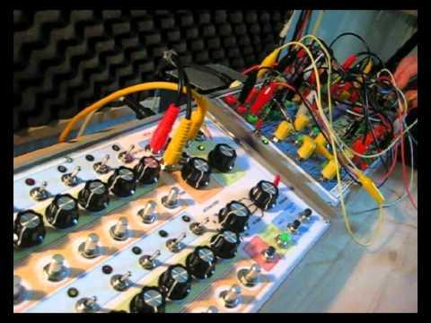 Leshrac´s DIY MFOS modular experimenter board 1