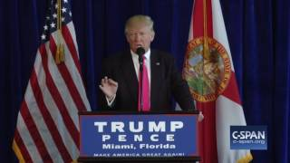 Donald Trump on Russia & missing Hillary Clinton emails (C-SPAN) by : C-SPAN
