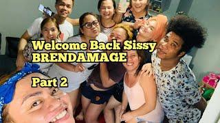 WELCOME BACK BRENDAMAGE PART 2 - ANG TROPANG MONG PANAY VLOGGER || MIA MIA VLOGS #147