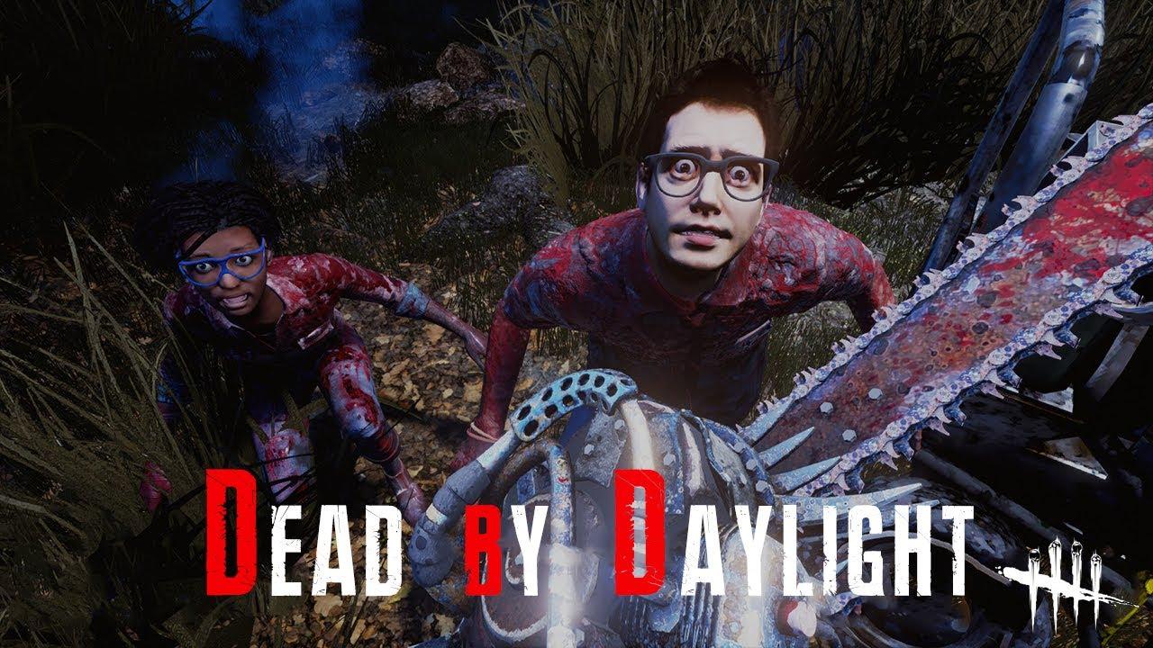 Dead by Daylight ● ЛУЧШИЕ МОМЕНТЫ ● Бегаем от убийцы ! ● #25