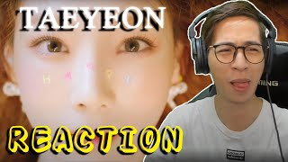 Gambar cover TAEYEON 태연 'Happy'  | Viruss Reaction Kpop