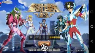 Saint Seiya online chinês para Android