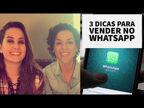 3 dicas de VENDAS  pelo WhatsApp - Use para sua empresa - Venda moda online