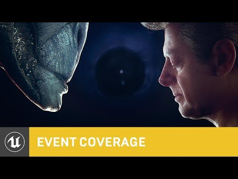 Andy Serkis Digital Human & Osiris Black Blended Performance  SIGGRAPH 2018  Unreal Engine