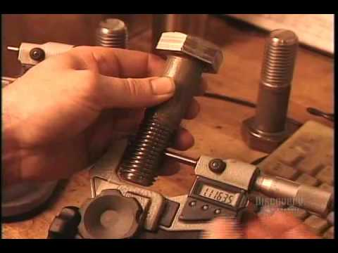 How It's Made Nuts and bolts