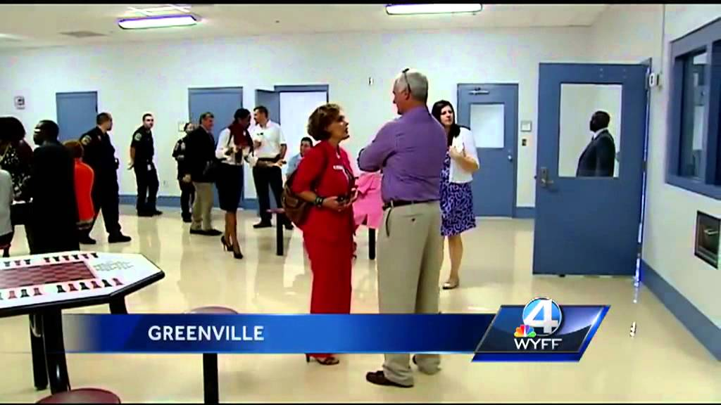 New Juvenile Detention Center Opens In Greenville Youtube