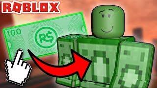 I RETURN A R0BUX IN ROBLOX!!! 😱