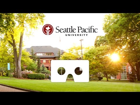 Seattle Pacific University in 360: Campus Video Tour