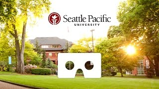 Seattle Pacific University in 360 Cus Tour