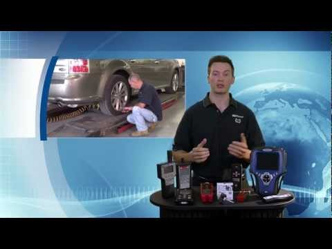 TPMS Relearn for Ford Push Start vehicles - VDO REDI-Sensor