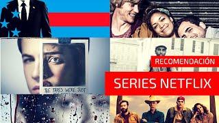 Video Recomendación: 6 series en #Netflix • 2da. Parte