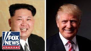 South Korea: Trump has agreed to meet Kim Jong Un by May