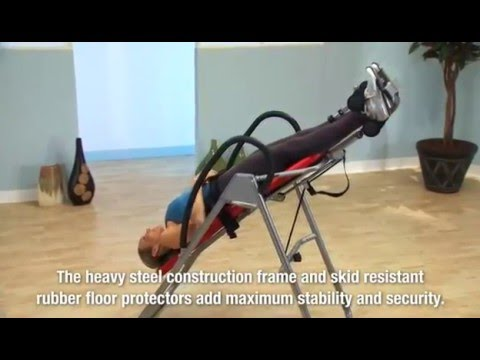55 1541 Stamina Seated Inversion Therapy System BODYDESIGN FITNESS EQUIPMENT HOUSTON