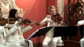 Muzyka Na Ślub -  Gdańsk - Marsz Weselny Wagner - Kwartet La Scala