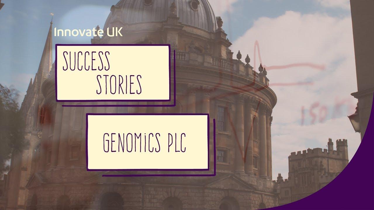 News - GENOMICS plc