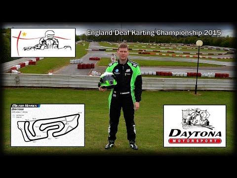 England Deaf Karting Championship 2015