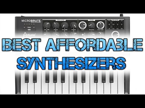 Best Affordable Synthesizers – 5 Great Synths Under $300