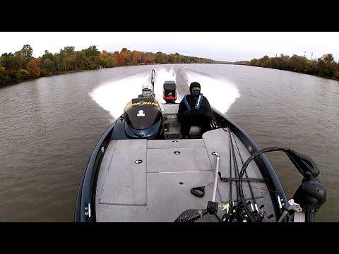 Griggs Reservoir Fall Fishing