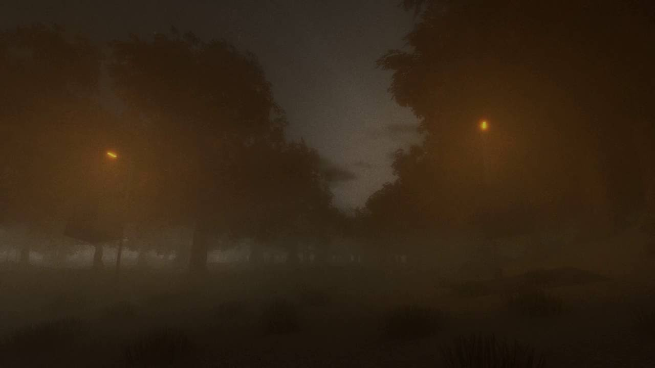 Hdrp volumetric lighting