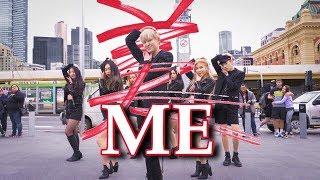 [KPOP IN PUBLIC] CLC 'ME (美)' Dance cover by O4A from AUSTRALIA