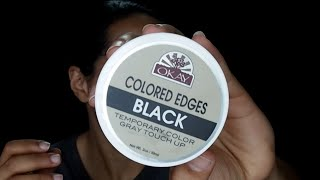 Cover GRAY HAIR Roots Temporarily without DYE | OKAY PURE NATURALS