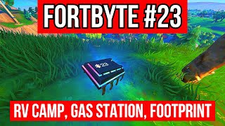 #fortbyte 23 fortnite