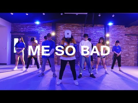 Me So Bad (feat. Ty Dolla $ign, French Montana) - Tinashe / Choreography By MJ