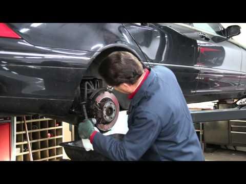 DIY Car Repair Quick Tip #1: Brake Pad Dust Warning