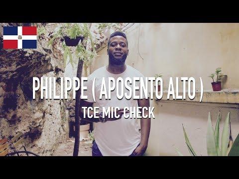Philippe ( Aposento Alto ) - Manual De Supervivencia [ TCE Mic Check ]