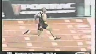 Мировой рекорд на 60 м