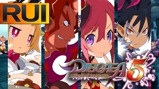Disgaea 5: Alliance of Vengeance | Gameplay Impressions