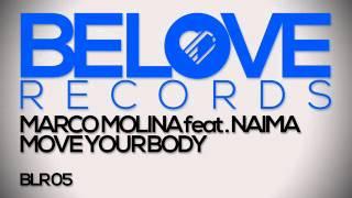 Marco Molina feat. Naima - Move Your Body (Original Vocal Mix)
