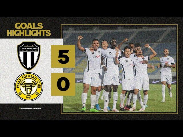 GOALS HIGHLIGHT : TERENGGANU FC vs PERAK FC
