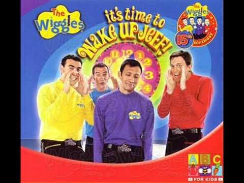 Have A Happy Birthday Captain - The Wiggles