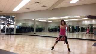 Wrens Zumba Warmup Part 1. See pt 2 on this playlist (Wren