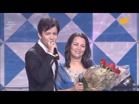 Eng/CN/FR Sub】Dimash and his parents - Dearest mother - YouTube