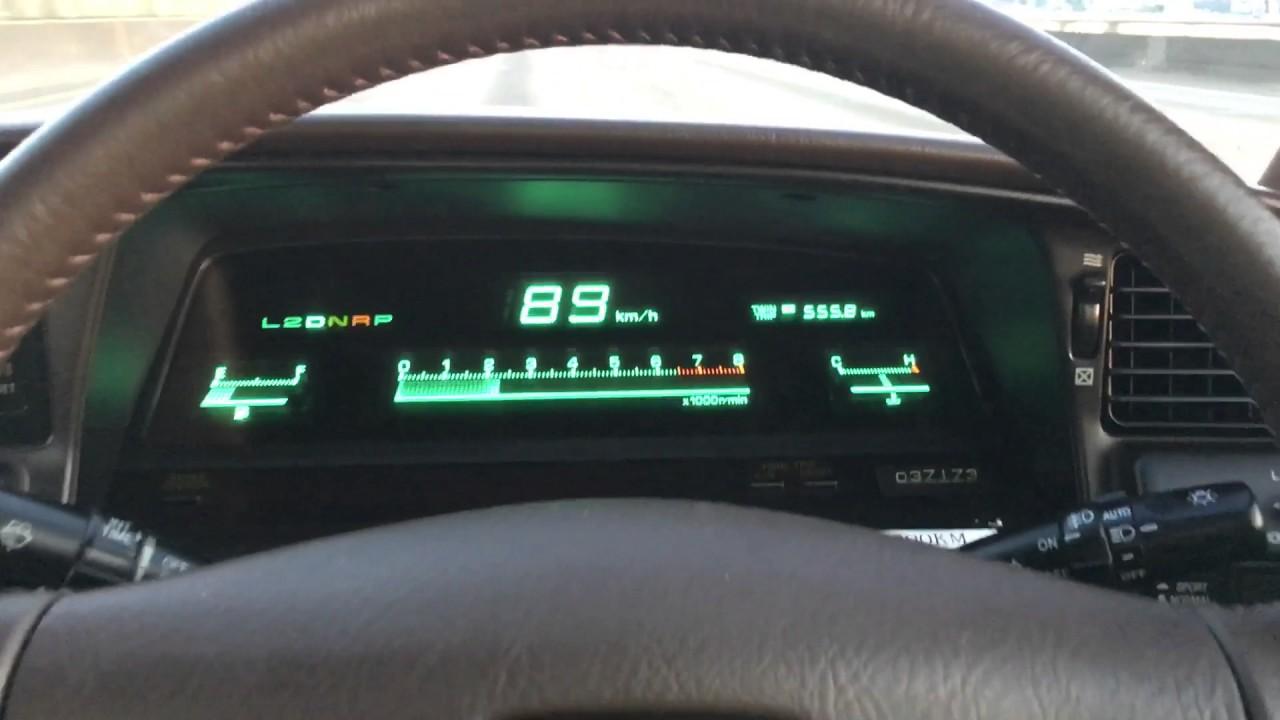 Toyota Mark II 1991