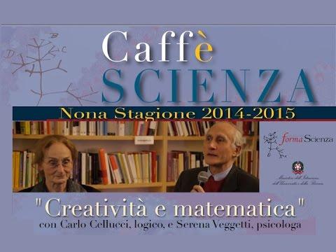 Caffè Scienza - Creatività e Matematica