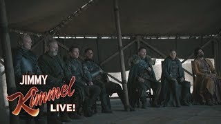 Download Jimmy Kimmel on Game of Thrones Finale Mp3 and Videos