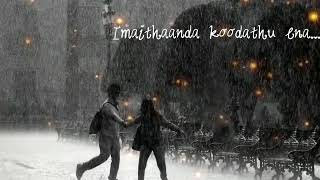 Dhanush - visiri love WhatsApp status