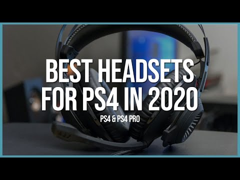best-headsets-for-ps4-pro-in-2020