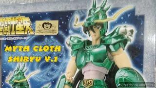 MYTH CLOTH - SHIRYU CABALLERO DEL DRAGÓN V.1 聖闘士聖衣神話