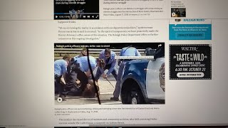 Raleigh NC Police Getting a Bad Reputation