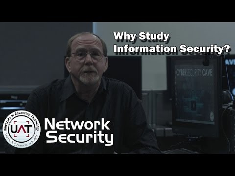 Why Study Information Security