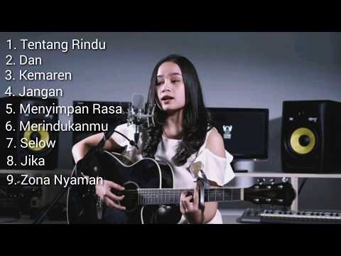 New Album Best Akustik cover by Chintya Gabriella 2019 | Tentang Rindu | No iklan.