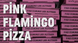 Paris: The Local Way - Pink Flamingo Pizza